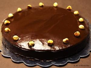 filbert cake preparation