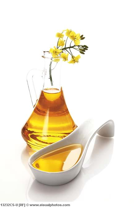 healthy rapeseed oil