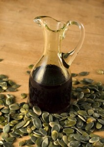 Pictures of Pumpkin Seed Oil