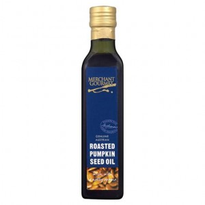 Pumpkin seed oil Picture