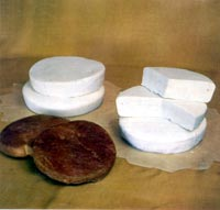 Pictures of Suluguni
