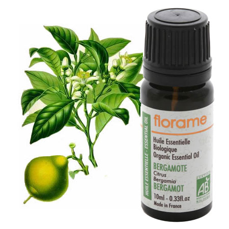 What is oil of bergamot