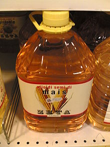 Pictures of Corn oil