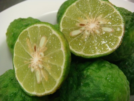 Images of Kaffir Lime