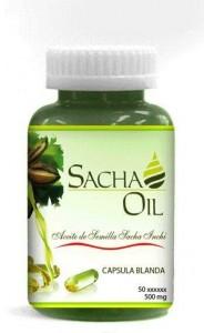Photos of Sacha Inchi Oil