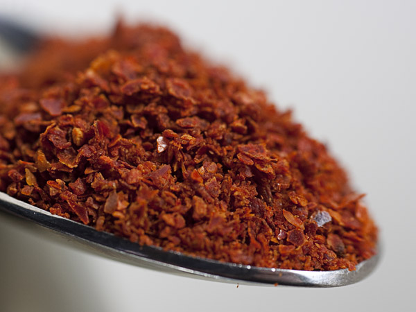 Photos of Aleppo Pepper