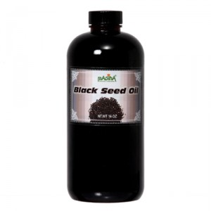Black Seed Oil Picture