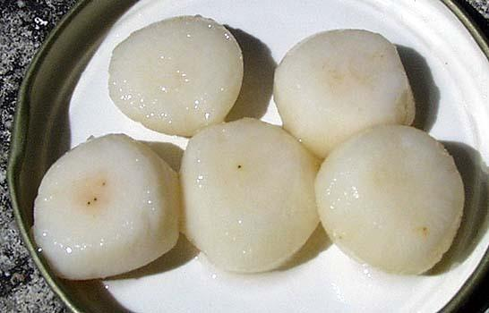 Photos of Chinese water chestnut
