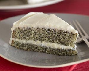 Poppy Seed Cake Image