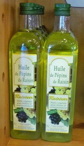 Grape Seed Oil Picture