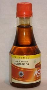 Mustard Oil Picture