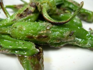 Pictures of Shishito Peppers