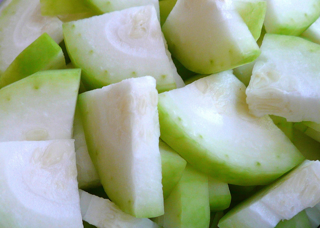 Pictures of Winter Melon