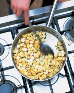Celeriac Cooking Image