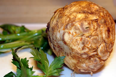 Photos of Celeriac