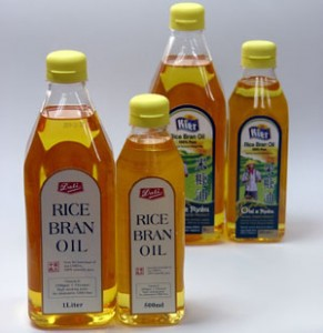 Images of Rice Bran Oil
