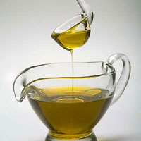 Rice Bran Oil Picture