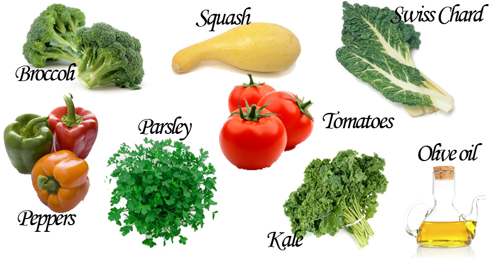 Vitamin K Foods Picture