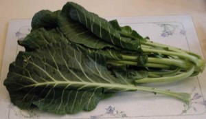 Pictures of Collard Greens