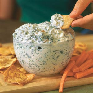 Spinach Dip Photo