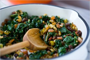 Swiss Chard Recipes Image