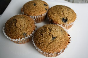 Oat Bran Muffins Image