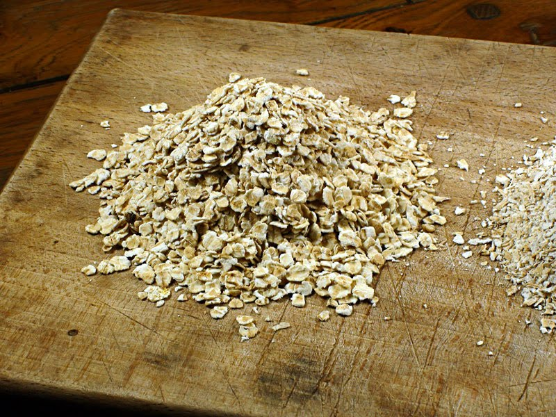 Pictures of Oat Bran