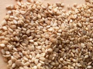 Pictures of Sesame Seeds