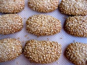 Sesame Seeds Recipe Image