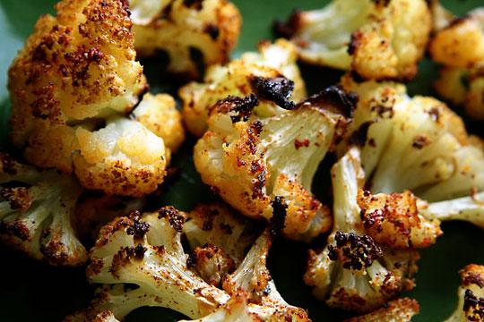 Roasted Cauliflower Photo