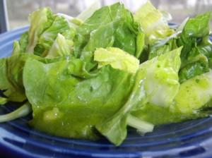 Romaine Lettuce Salad Image