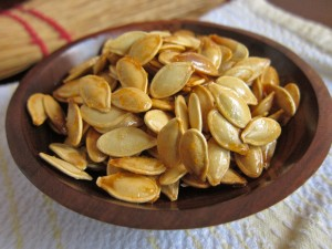 Pumpkin Seeds Picture
