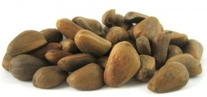 Pine Nuts Shell