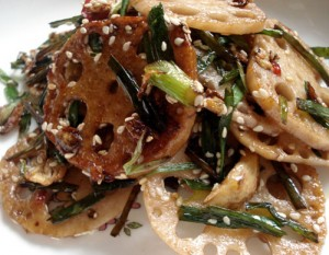 Lotus Root Recipe