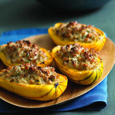 Delicata Squash Health Benefits, Nutritional Facts, Recipes