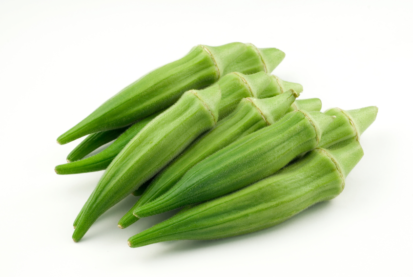 okra photos - How To Freeze Fresh Okra