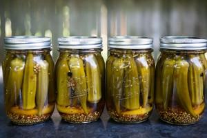 Okra Pickle