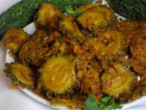 Bitter Gourd Curry