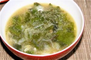 Beet Green Soup