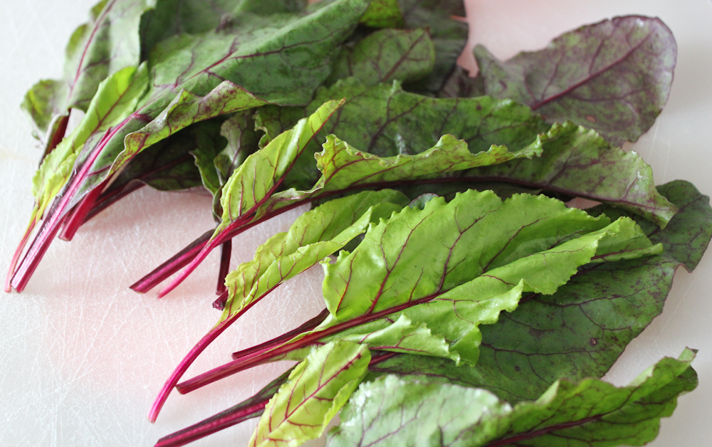 Red beets nutrition