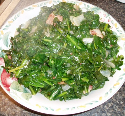 Turnip Greens Benefits, Nutrition Facts, How to Cook, Recipes Green Turnip Recipe