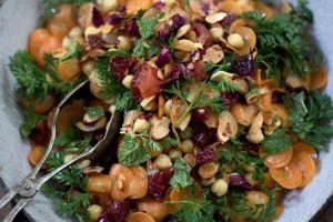 Carrot Green Recipe