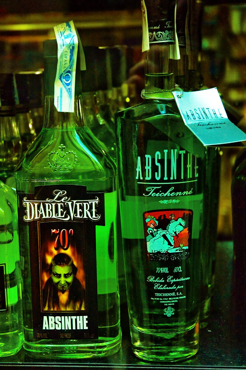 10 Of The Best Absinthe Drinks With Recipes