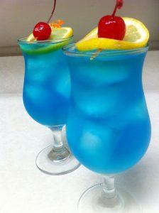 Blue Curaçao Drinks