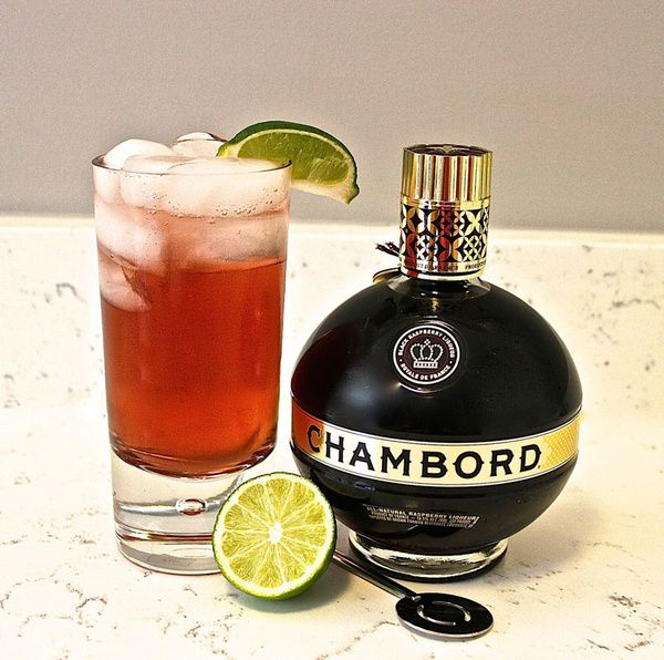 Alcoholic Drink Recipes: Top 10 Chambord Drinks With Recipes