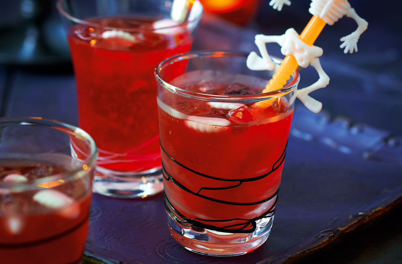 Top 10 sambuca drinks with recipes for Halloween alcoholic punch bowl recipes