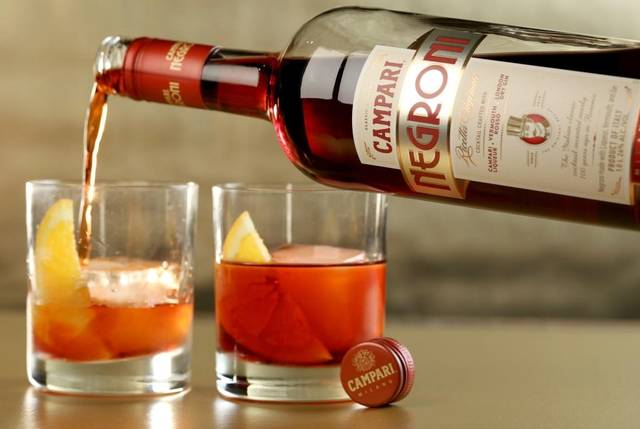 Top 10 Campari Drinks Amp Cocktails With Recipes