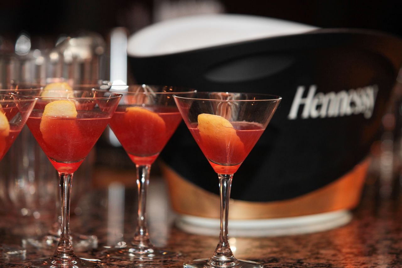 Top 10 hennessy mixed drinks with recipes for Great alcoholic mixed drinks