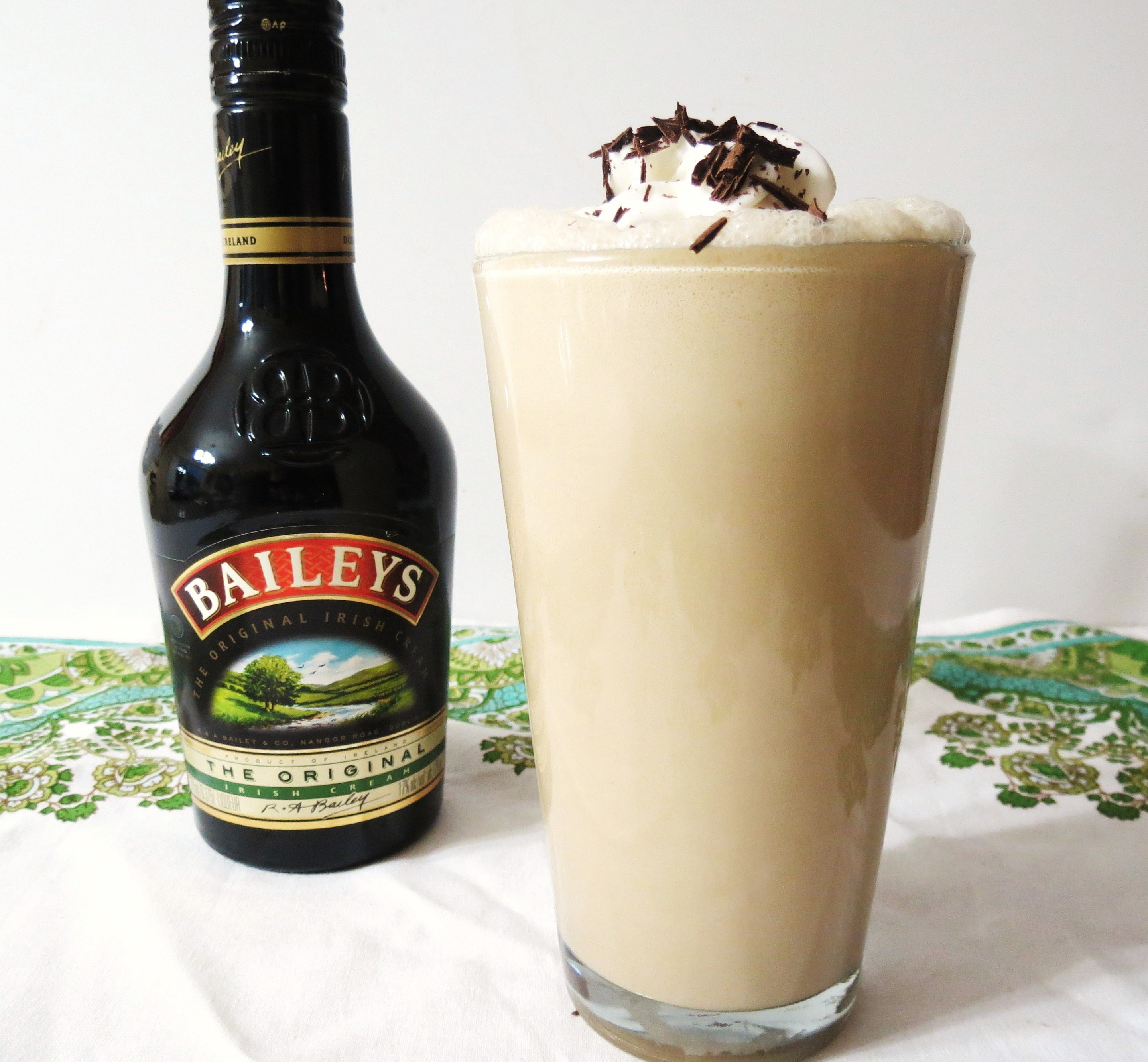 irish cream drinks