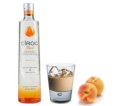 Almond Joy Hot Alcoholic Drink